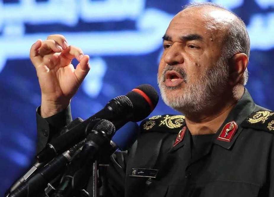 Panglima: Tentara Iran, IRG Pertahankan Iran dari Kekuatan Paling Modern