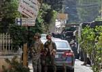 Snipers Shoot at Peaceful Protesters Heading to Rally against Politicizing Beirut Port Blast Investigations