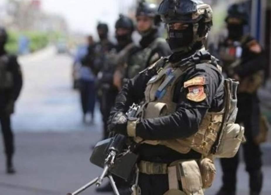 الاستخبارات العسكرية العراقية تلقي القبض على 4 أرهابيين في الأنبار