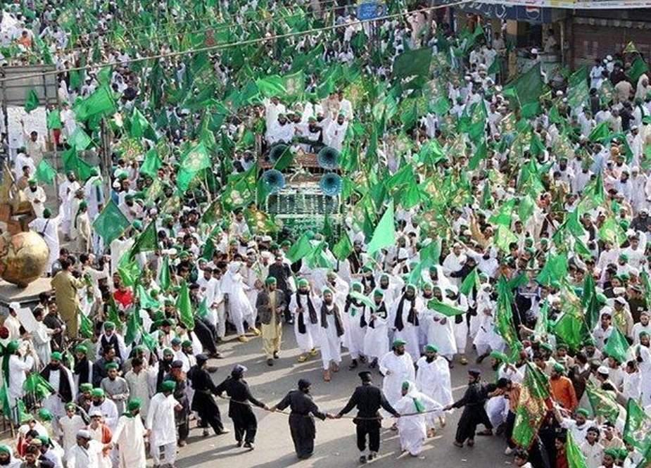 کراچی میں جشن عید میلادالنبیؐ کا مرکزی جلوس 12 ربیع الاول کو بولٹن مارکیٹ سے نکلے گا