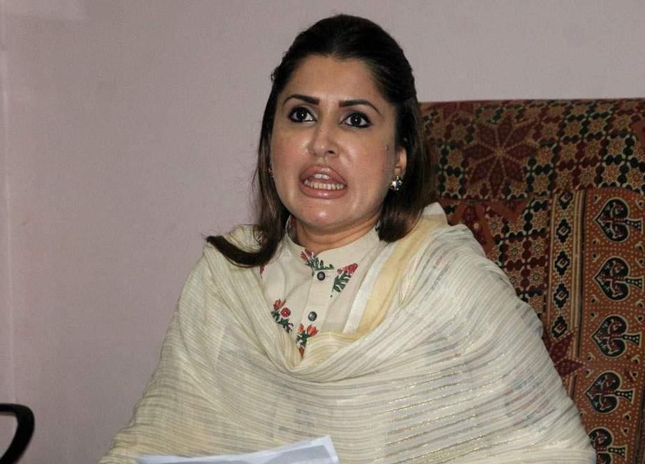 عمران خان کی نااہلی پاکستان کی معیشت کیلئے زیر قاتل ثابت ہوئی، شازیہ مری