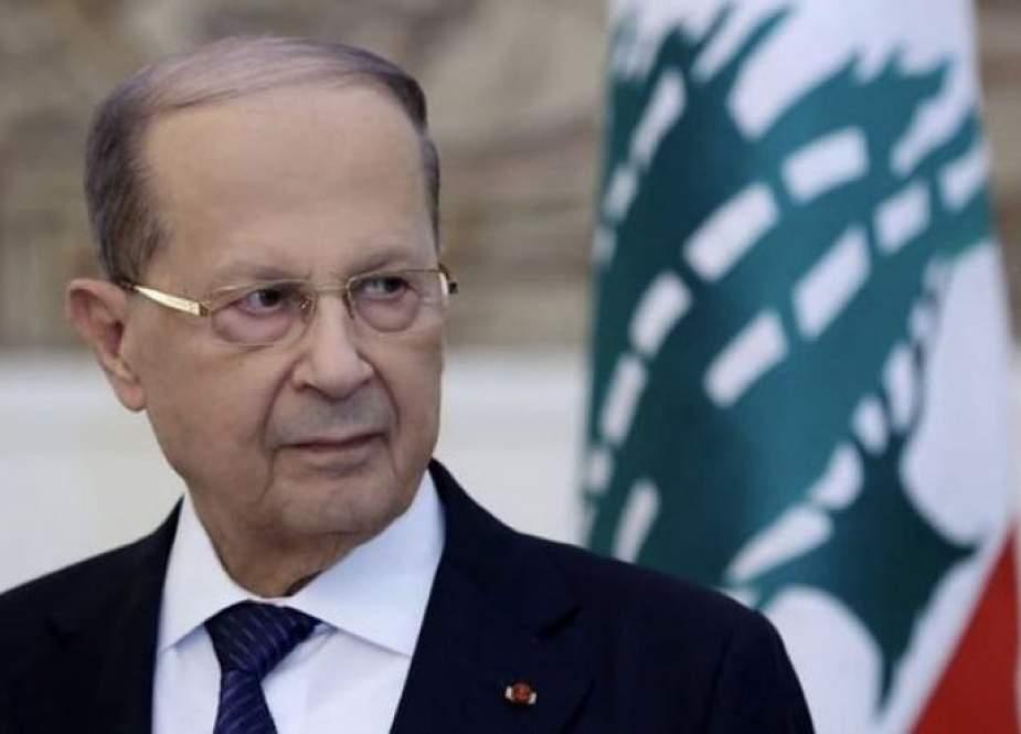 عون: لبنان بحاجة الى معالجة هادئة للخلافات