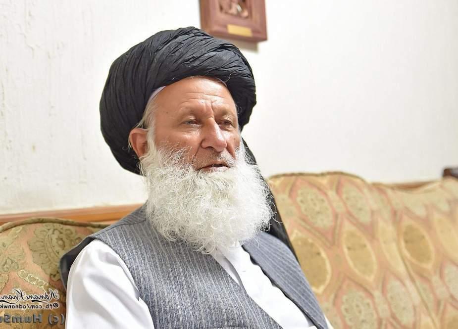 جنگ مذہب یا قوموں کی نہیں، بین الاقوامی چوہدری امریکہ کی ضرورت ہے، مولانا شیرانی