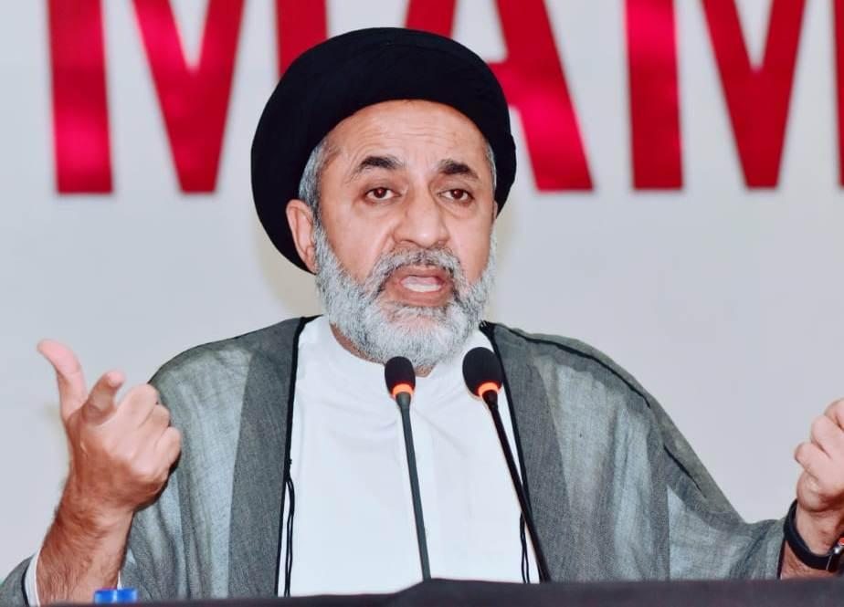 ملتان، امامیہ اسٹوڈنٹس آرگنائزیشن کے زیراہتمام بی زیڈ یو میں سالانہ یوم حسین کی تقریب