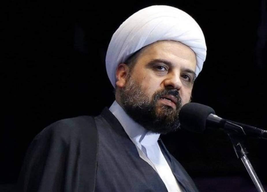 لبنان میں ہر قسم کی بدامنی اور قتل و غارت کا ذمہ دار امریکی سفارتخانہ ہے، شیخ قبلان