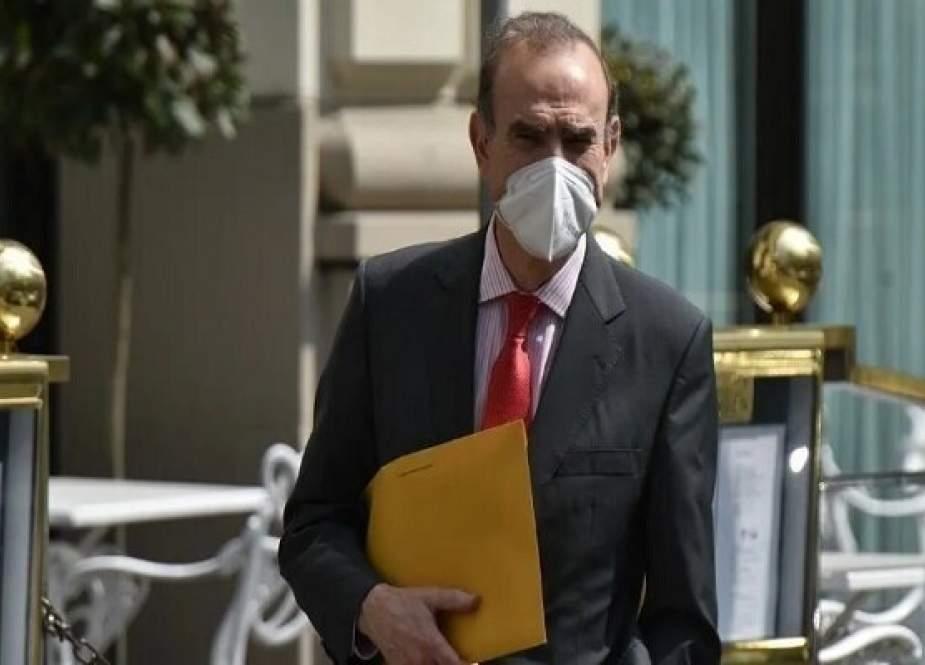 Mora: Saya Akan Meningkatkan Urgensi Untuk Melanjutkan Pembicaraan JCPOA Di Wina