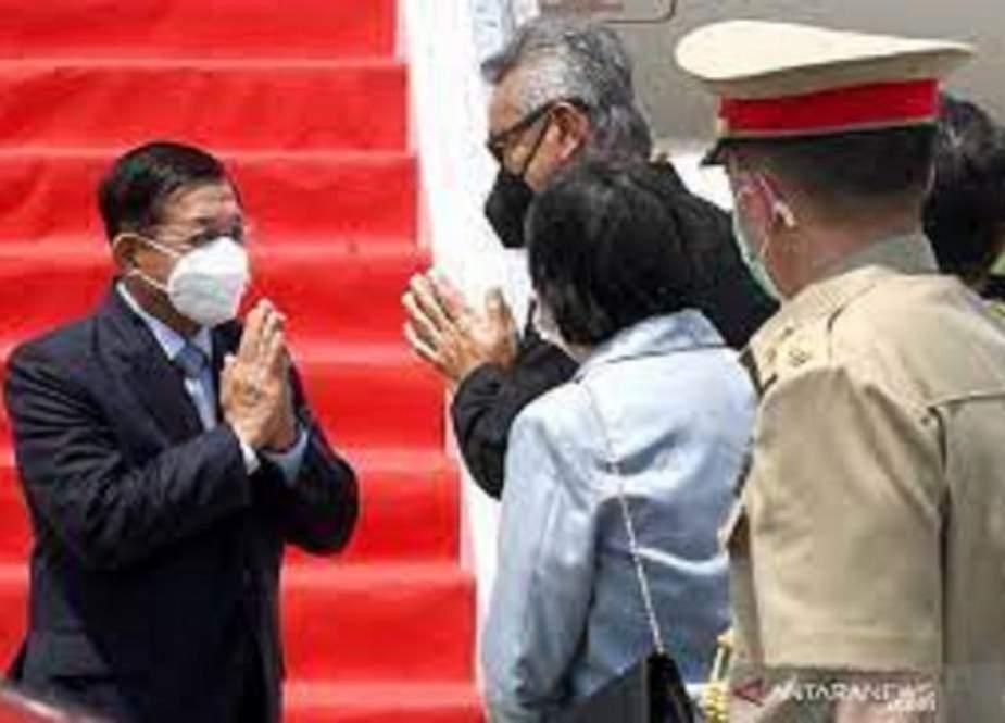 Indonesia Tidak Ingin Pemimpin Junta Myanmar Ikuti KTT ASEAN