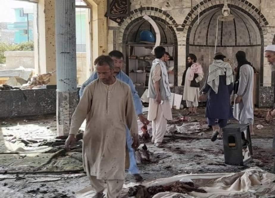 في قندهار.. فتنة مذهبية تستهدف مساجد الشيعة