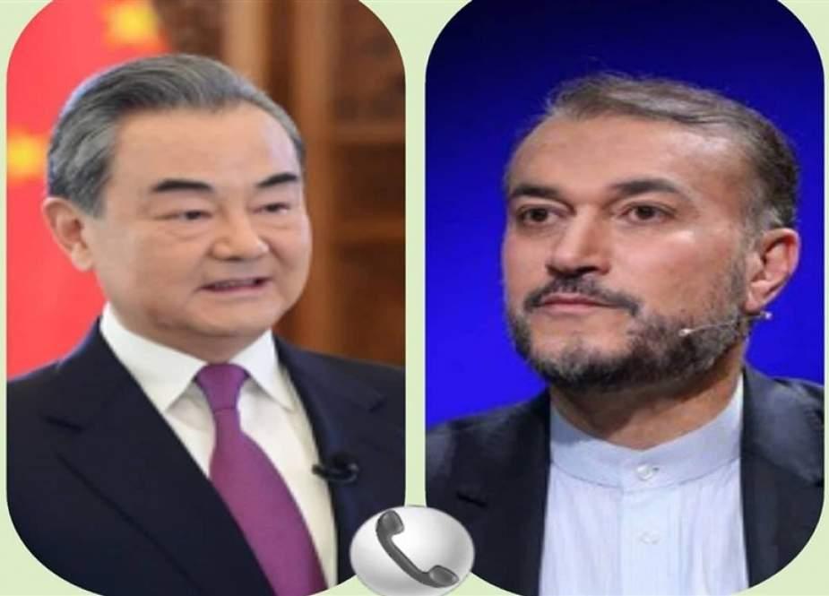 Iran dan China Pertimbangkan Rencana Implementasi Kesepakatan Kerja Sama Komprehensif