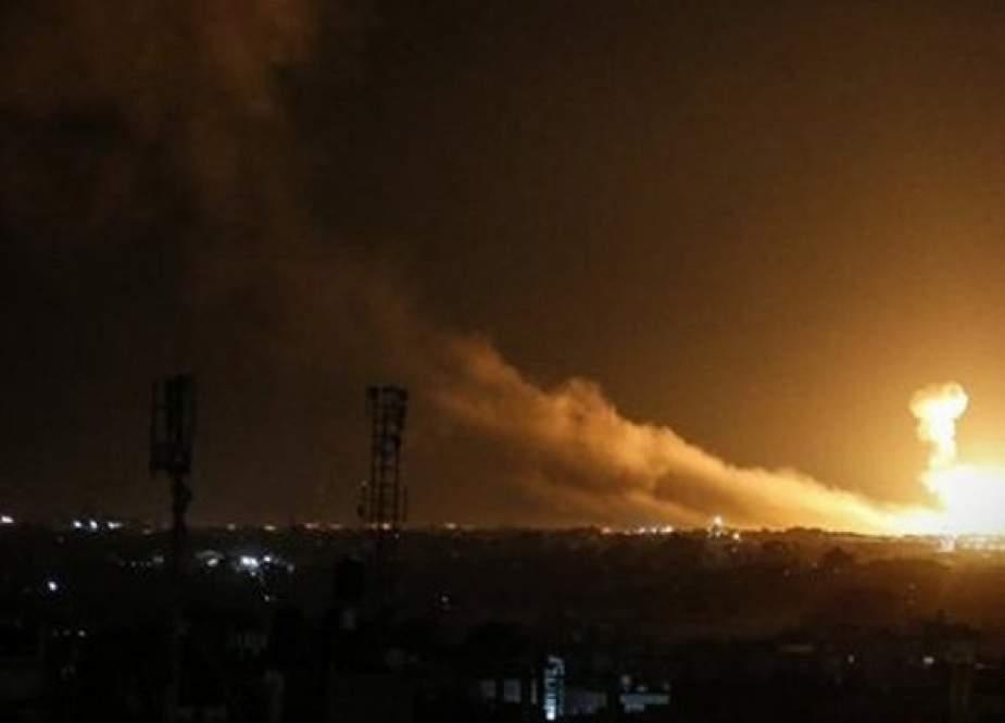 هل وراء العدوان الاسرائيلي تغيير موازين القوى في سوريا؟