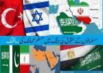 مسلمانوں کے حقوق کی جنگ میں مسلم ممالک کی رینکنگ (1)