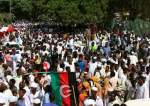 Thousands of Sudanese protesters demand dissolution of transitional government