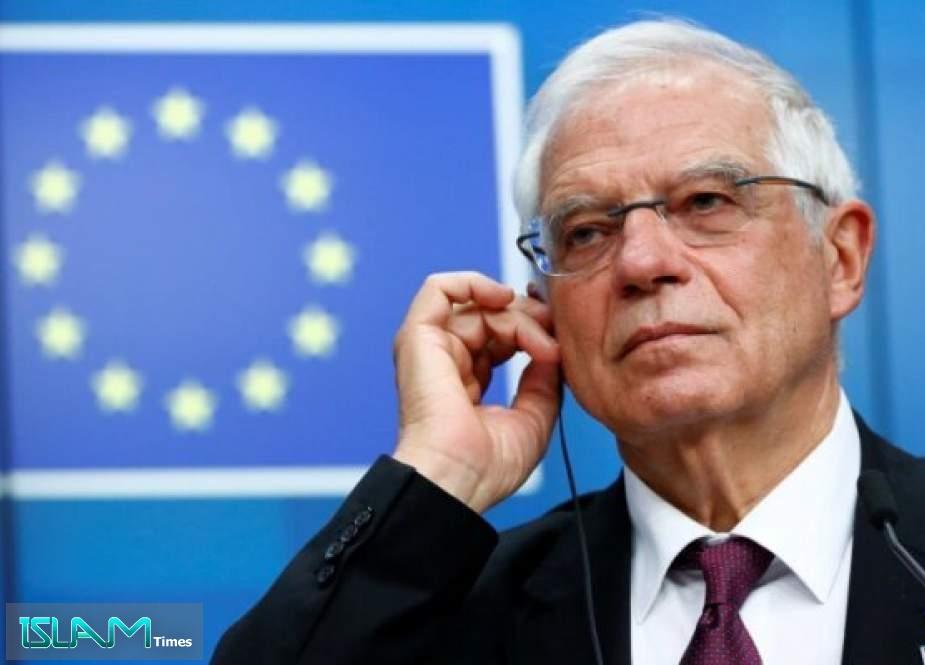 Borrell Says EU Has No