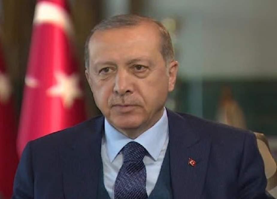ترکی ایف 35 لڑاکا طیاروں میں اپنی سرمایہ کاری واپس چاہتا ہے, اردوان