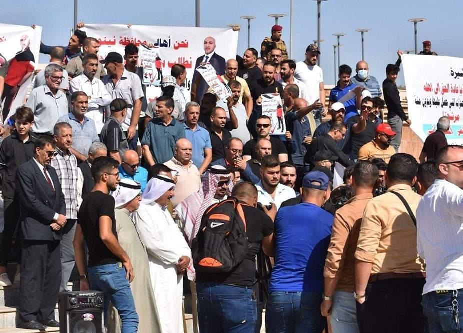 İraqda parlament seçkilərinin nəticələrinə etirazlar başlayıb