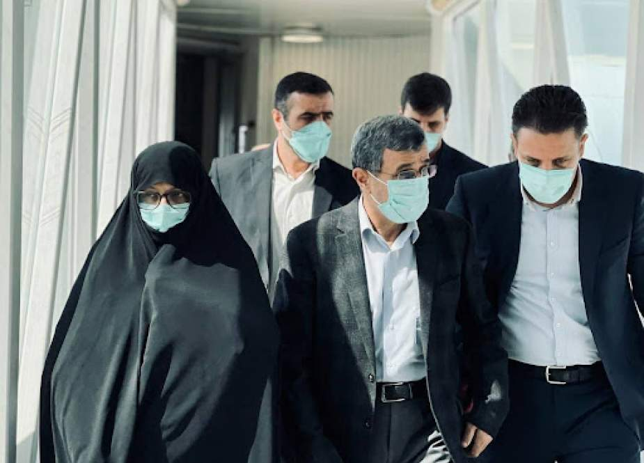 الإمارات تجبر أحمدي نجاد على مغادرة أراضيها