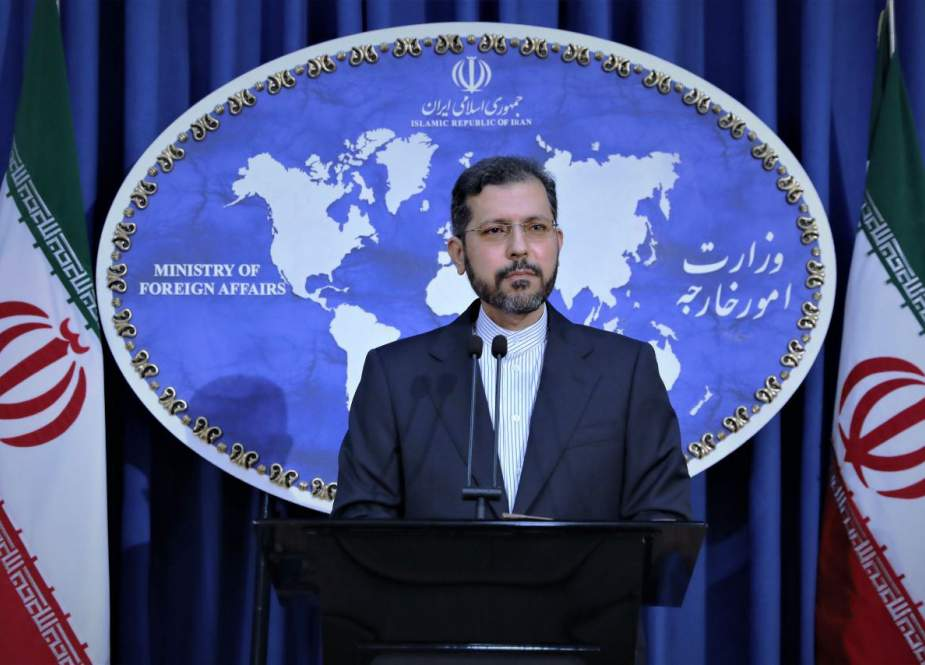 الخارجية الإيرانية: يدنا ممدودة للسعودية ولكن لا يعني غض النظر جرائم حرب اليمن