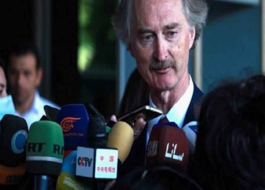 هل ستنجح مفاوضات الحكومة السورية والمعارضة؟