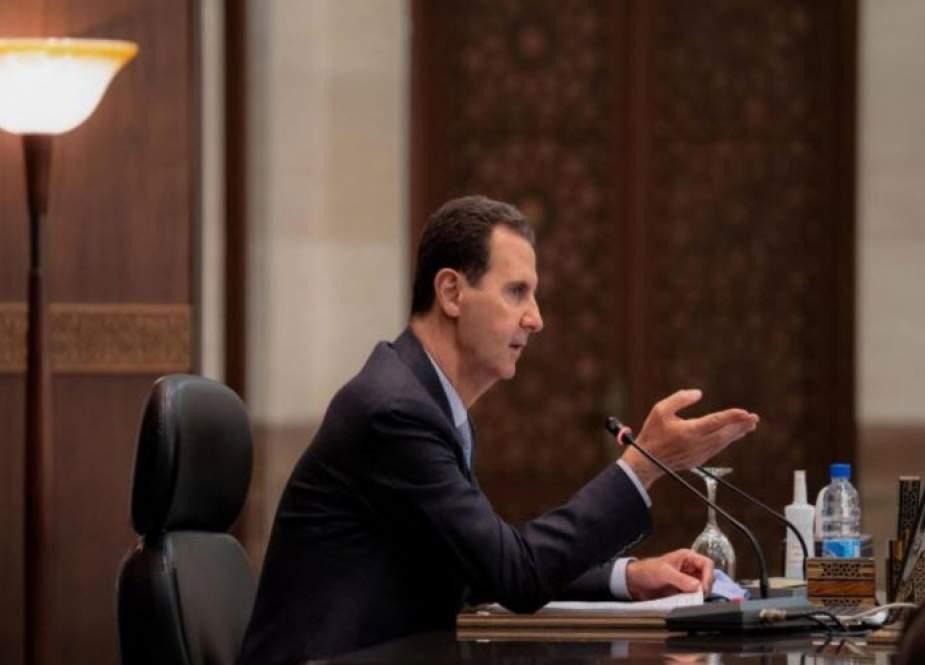 علت تمایل کشورهای عربی برای احیای روابط با سوریه چیست؟