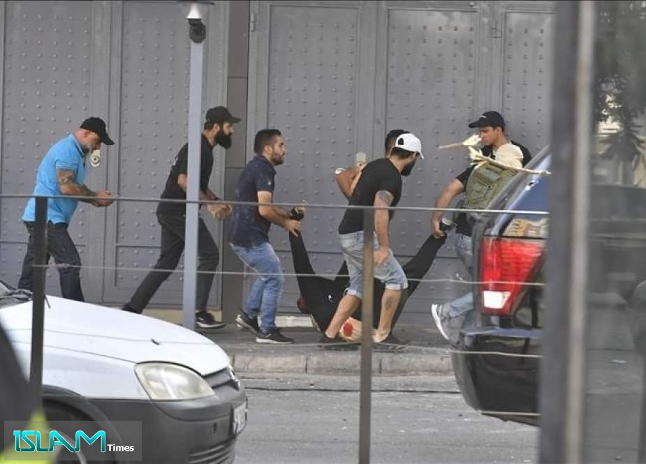 Lebanese Forces Massacre in Tayouneh Tops Agenda of Israeli Cabinet Session