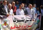 أسرى ''الجهاد الإسلامي'' يواصلون معركة الامعاء الخاوية لليوم الثامن