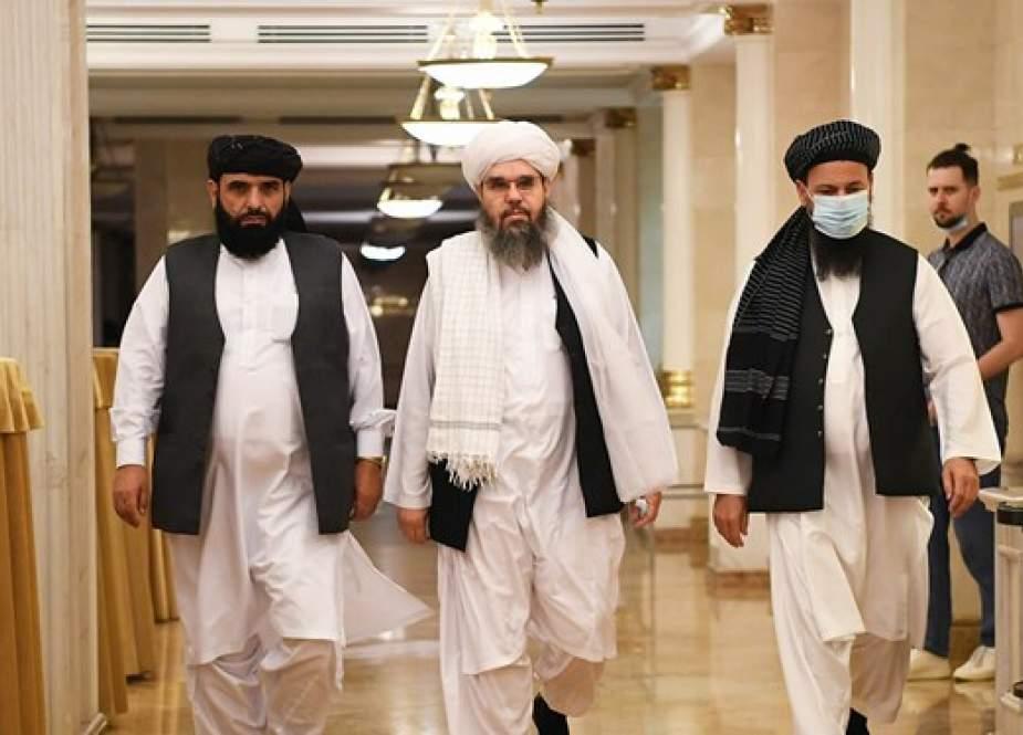 Taliban Ingin Sampaikan Posisi Kabinet Afghanistan Baru di Pertemuan Moskow