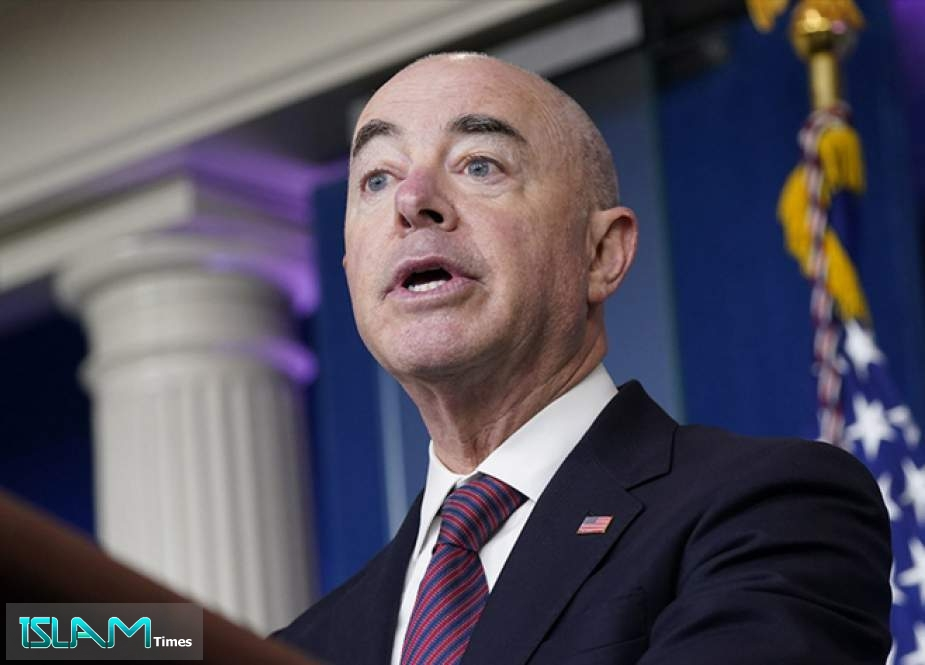 US Homeland Security Secretary Tests Positive for COVID While Fully Vaccinated