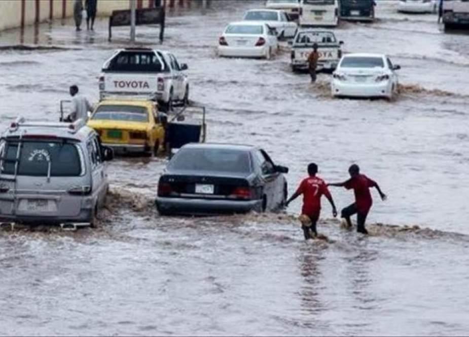 مصرع 46 هنديا في فيضانات تضرب شمال البلاد