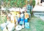 پشاور، آئس تیار کرنیوالی تین فیکٹریاں پکڑی گئیں، کروڑوں کی منشیات برآمد