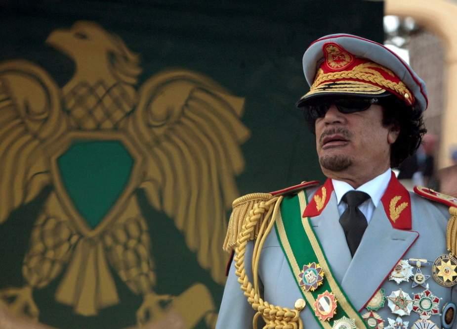 Sepuluh Tahun Sejak Gaddafi Libya Dibunuh oleh Pemberontak yang Didukung NATO