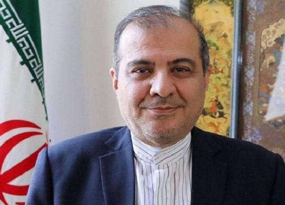 كبير مساعدي الخارجية الإيرانية يلتقي المبعوث القطري إلى سوريا