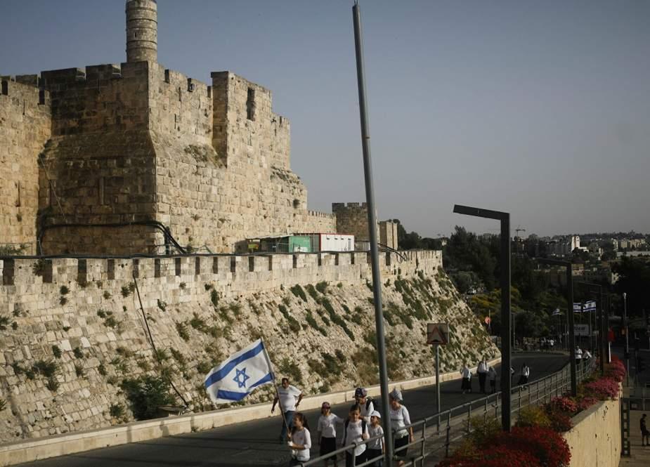 Program Nuklir Iran dan Perdamaian dengan Palestina Tidak Mengganggu Israel; Ada Apa?