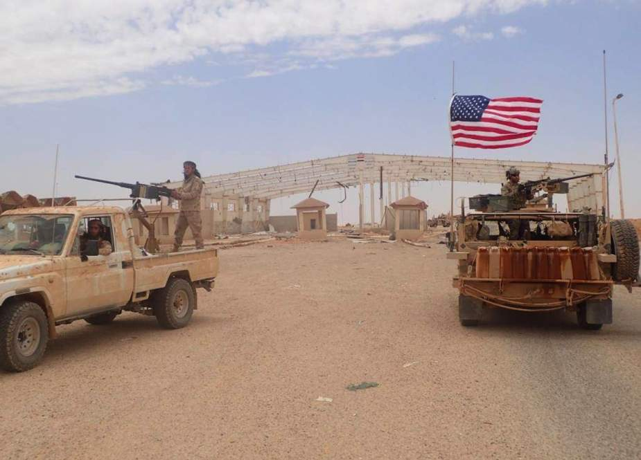 Serangan Drone Menargetkan Pangkalan Al-Tanf AS