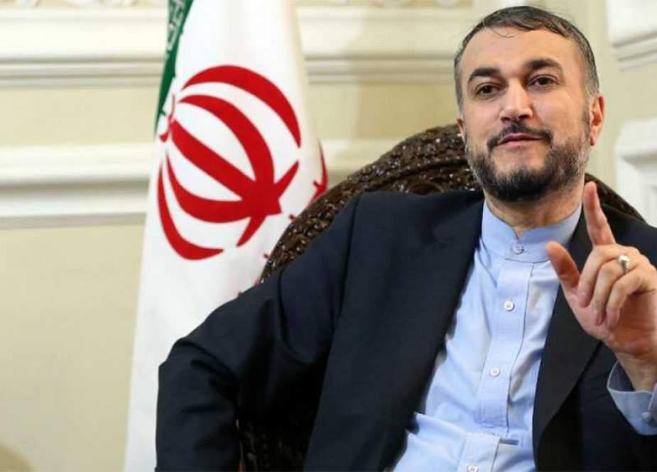 Iran Berjanji Terus Mendukung Palestina