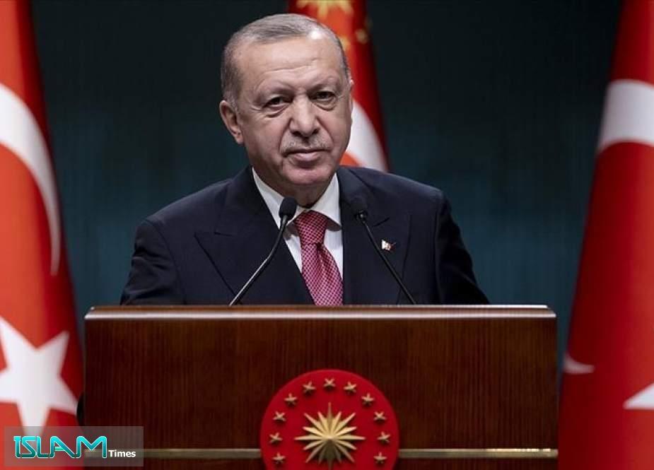 Erdogan: Turkey Determined to Get Back Owed Money from US