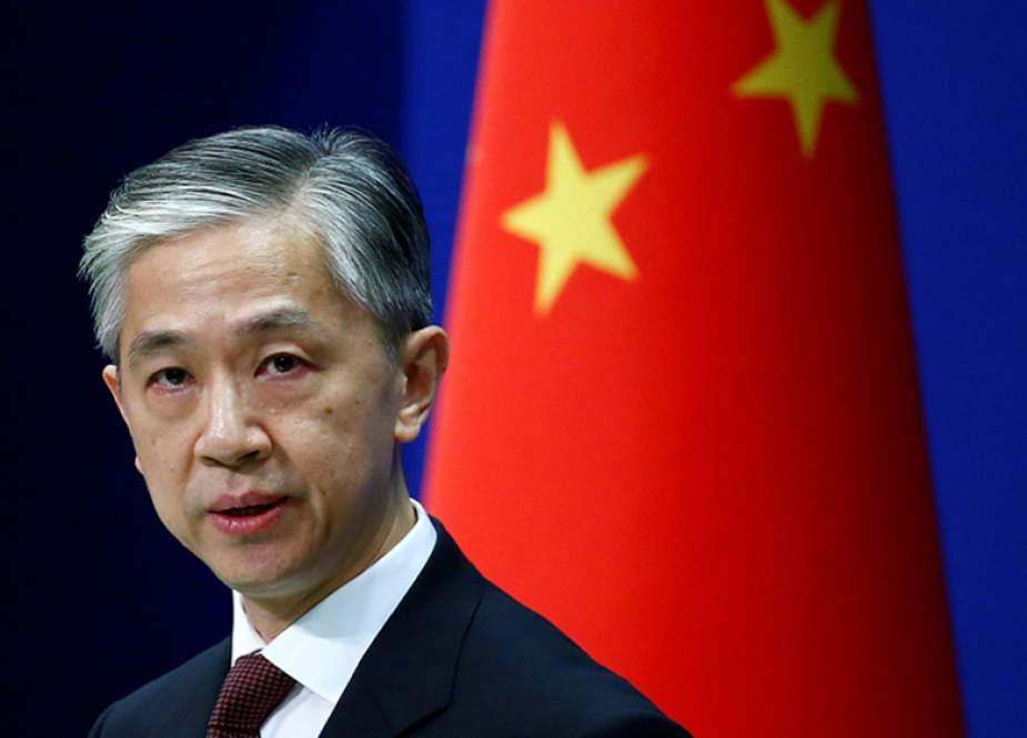 China Mendesak AS Untuk Mematuhi Kebijakan