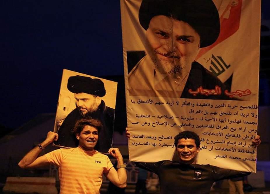 أوضاع الكتل السياسية التي ستشكل الحكومة العراقية الجديدة