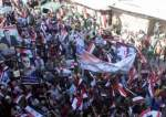 Hundreds of Syrians Protest against Turkey's Signal for New Military Campaign
