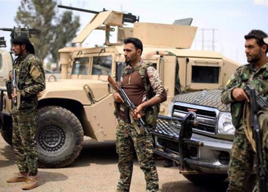 Tentara Suriah Blokir Konvoi AS di Hasakah