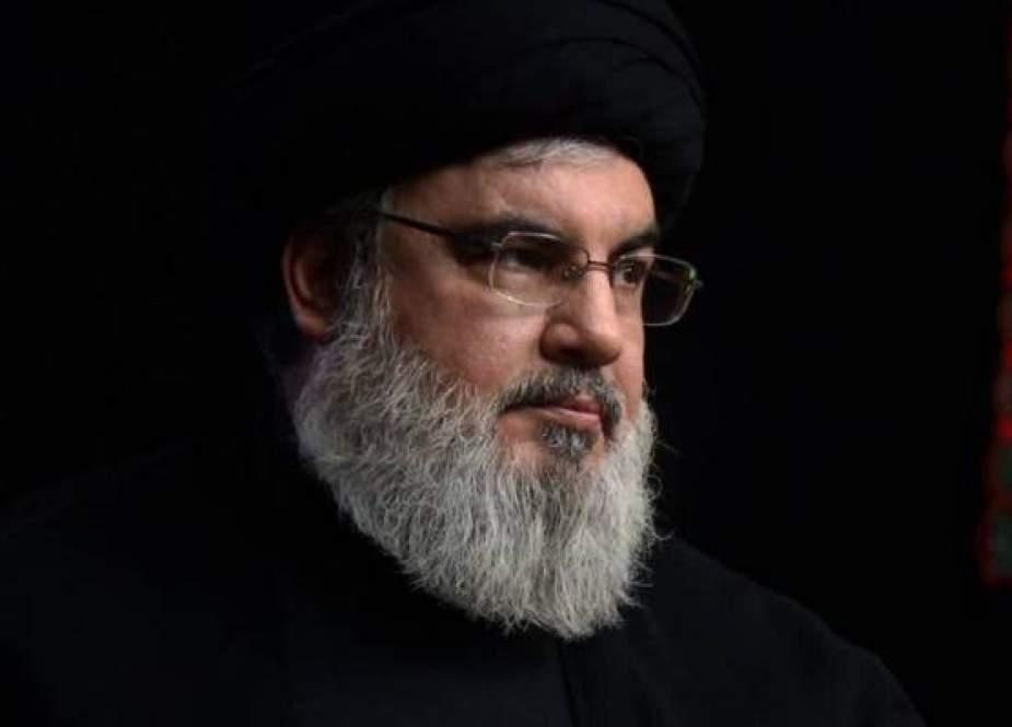 ما هي رسالة التحذير التي وجهها السيد حسن نصر الله للولايات المتحدة و''إسرائيل''؟