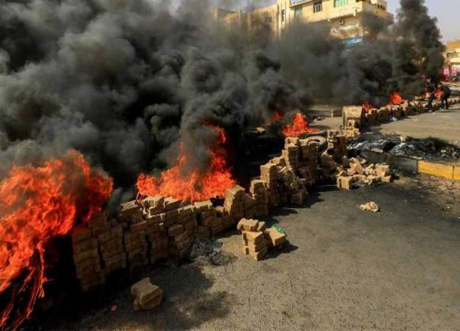 Massa Demo, Tembakan Terdengar Setelah Kudeta Tentara di Sudan
