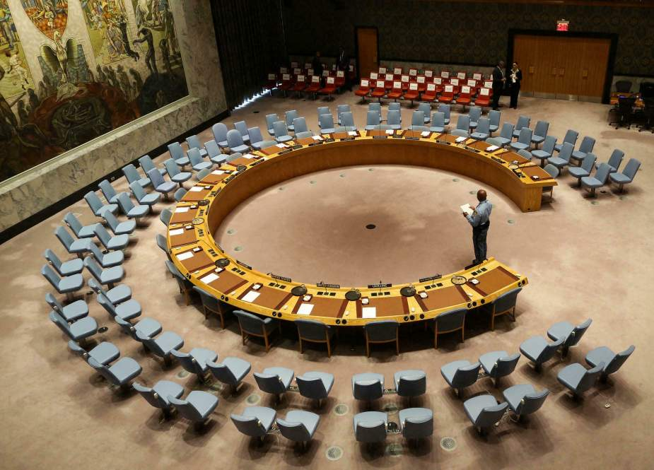 مجلس الأمن الدولي، العباءة التي تغطي جرائم العدوان على اليمن