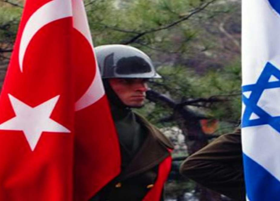 التجسس الصهيوني في تركيا